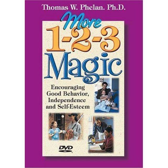 More 1-2-3 Magic [DVD] [2005] [NTSC]
